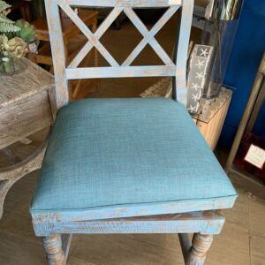 XX Swivel Stool - Counter - Blue Wash