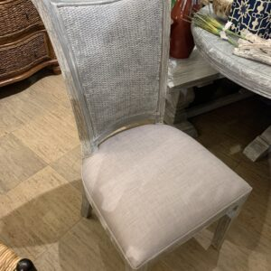 Anne Dining Side Chair - Grey