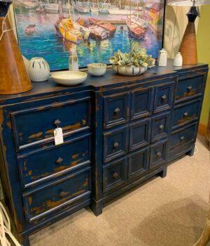 Ventura Dresser - Blue Electric