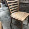 Teak Sabica Side Chair