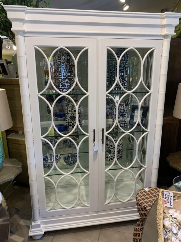 Marianna Cabinet - Solid White