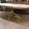 Davos Dining Room Table - White Wash