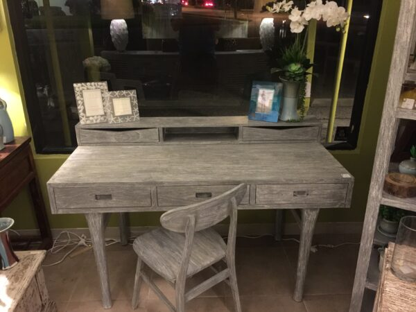 Piano Desk - Grey