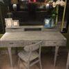 Piano Desk - Grey