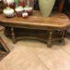 Arsya Coffee Table - Pecan