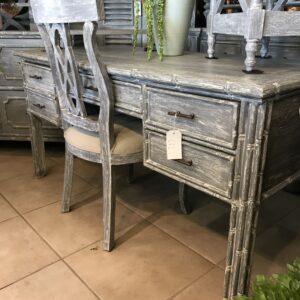 Tropical Desk - Grey