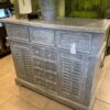 Large Crosby Chest - Grey