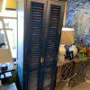 Delta Cabinet - Blue Electric