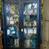 Marianna Cabinet - Blue Electric