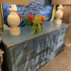 Van Buren Dresser - Blue Ocean