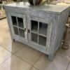 Ming Small Media Cabinet - Gray