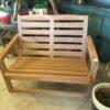 Romey 2-Seater Teak Bench