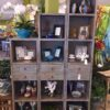 3-Tier Bookcase - Blue Wash
