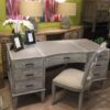 Sea Mist Desk - Grey