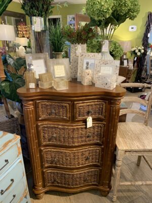 Tropical Chest of Drawers - Medium Brown
