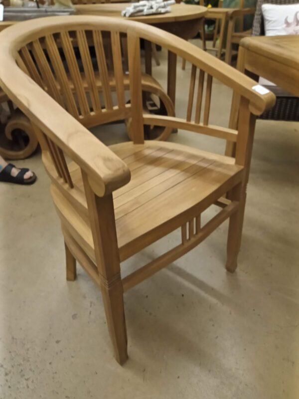 Batavia Teak Dining Chair