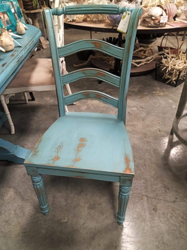 Langon Side Chair - Ocean Blue