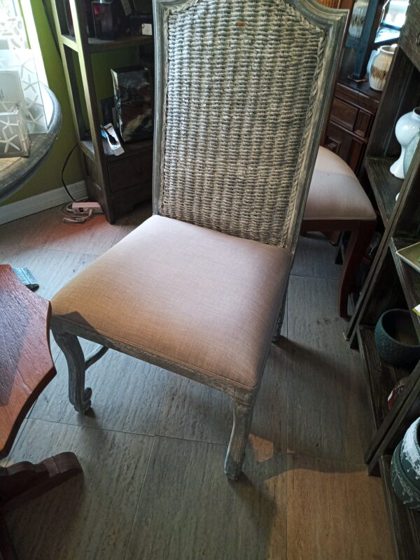 Batik Side Chair - Grey