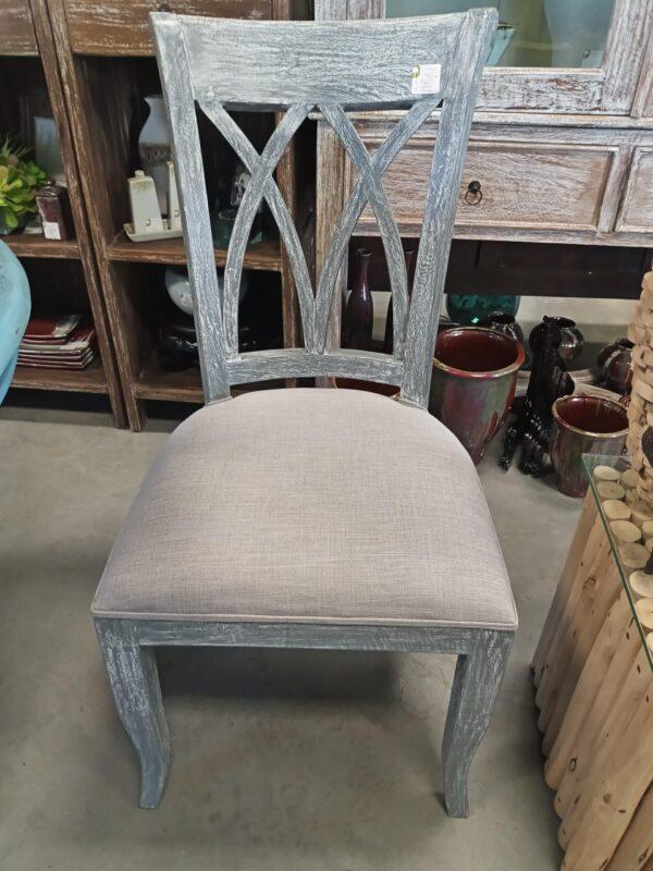 XX Side Chair - Grey