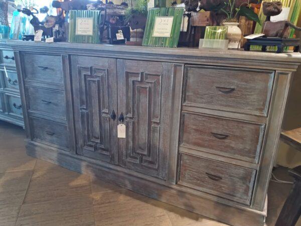 Van Buren Dresser - Blue Wash