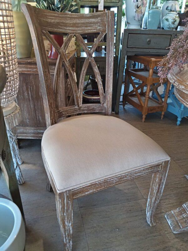 XX Side Chair - Pecan