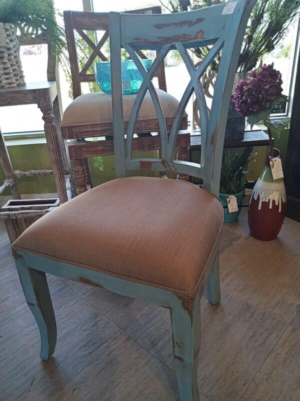 XX Side Chair - Ocean Blue