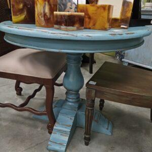 Ziad Table - 3ft - Ocean Blue