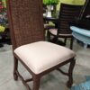 Batik Side Chair - Medium Brown