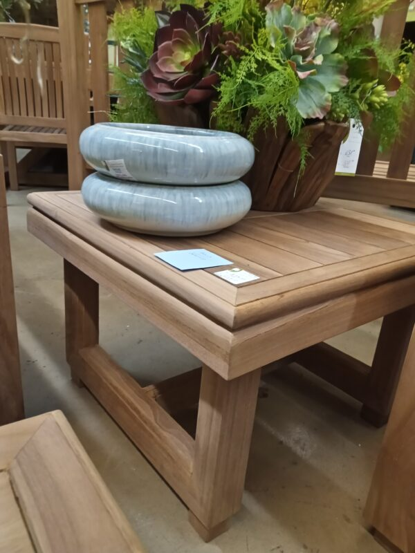 Teak Savannah Side Table