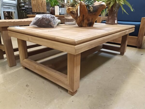 Teak Savannah Coffee Table