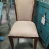 New Sabica Side Chair - Medium Brown