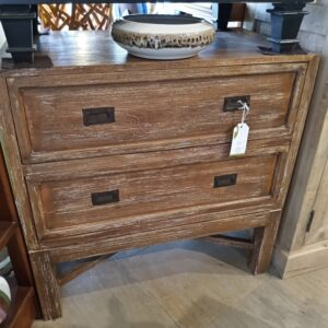 City Chest Night Stand - Pecan