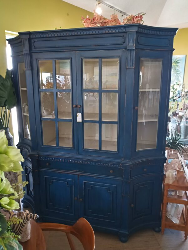 Syvcron Cabinet - Blue Electric