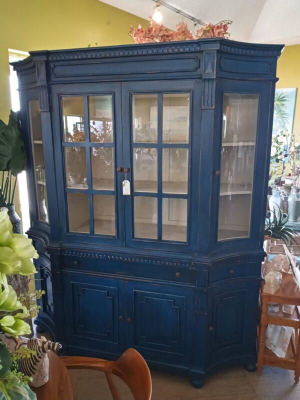 Syucron Cabinet - Blue Electric