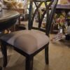 XX Side Dining Chair - Black Electric