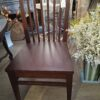 Benham Side Chair - Medium Brown