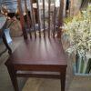 Benham Side Chair - Medium Brown