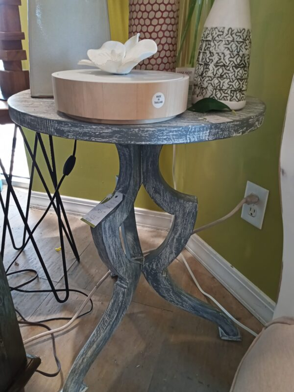 Occasional Side Table - Grey