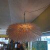 Rattan Stick Ceiling Lamp - Large