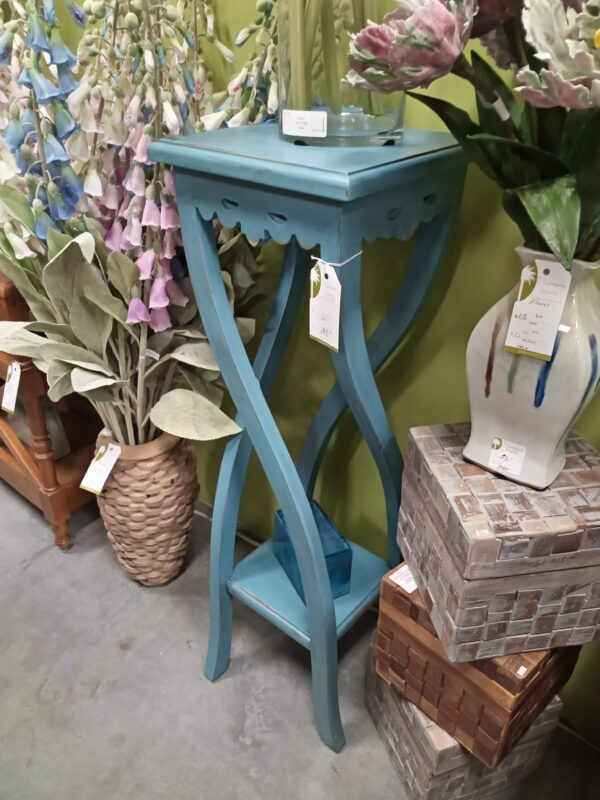Nesting Side Table - Large - Ocean Blue