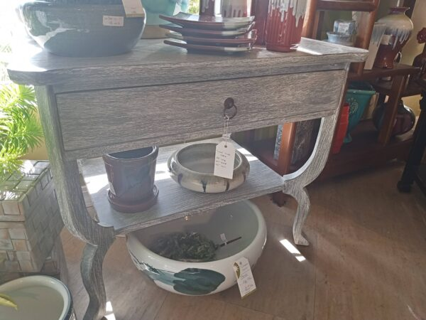 Love Side Table - Grey