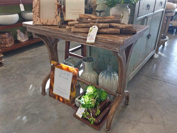 Book Table - Pecan