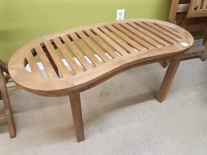Peanut Coffee Table
