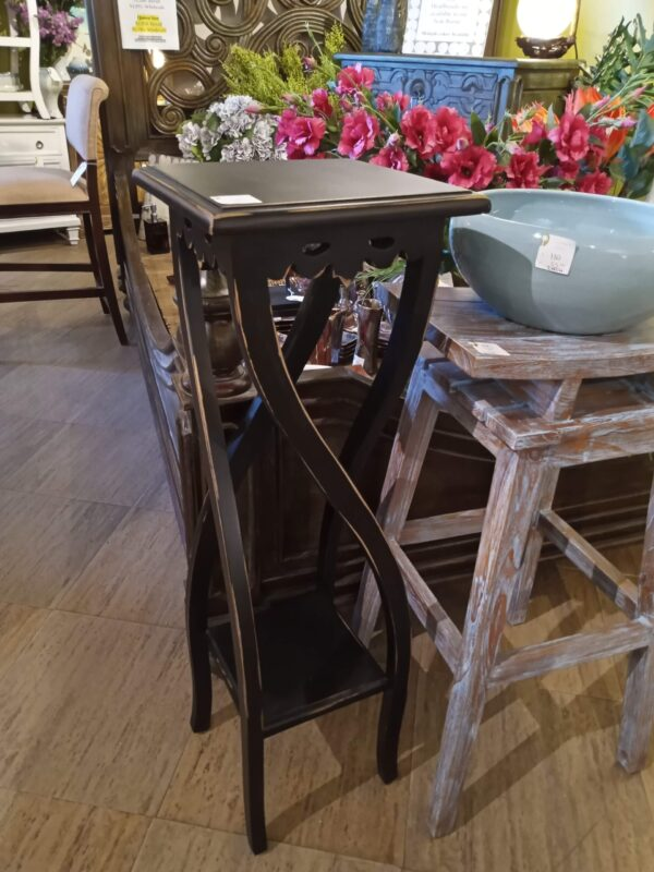 Nesting Side Table - Large - Black Electric