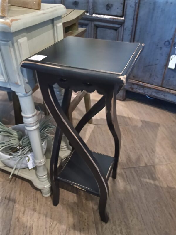 Nesting Side Table - Medium - Black Electric