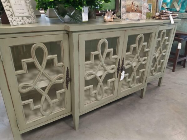 Lawrence Console - Celadon Green