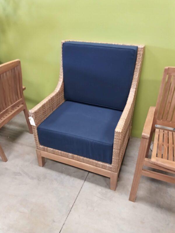Peninsula Teak Chair