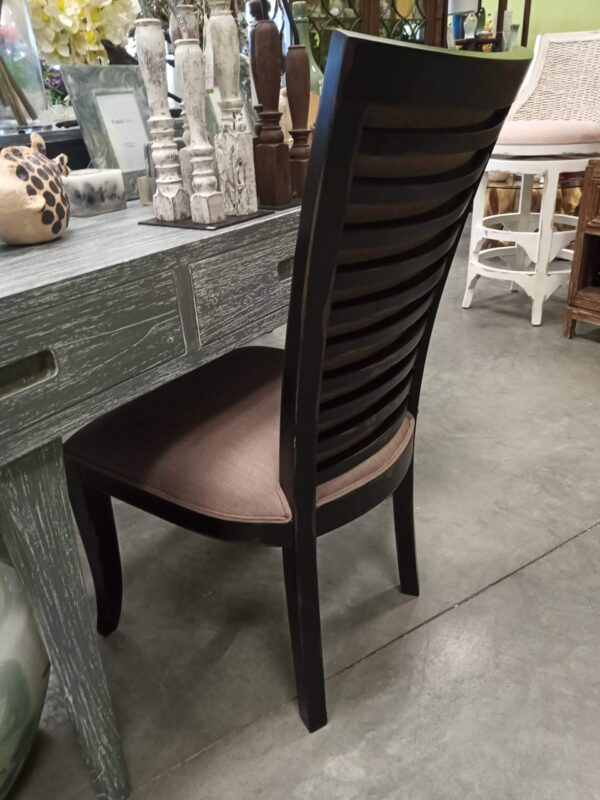 New Sabica Dining Room Chair - Black Electric
