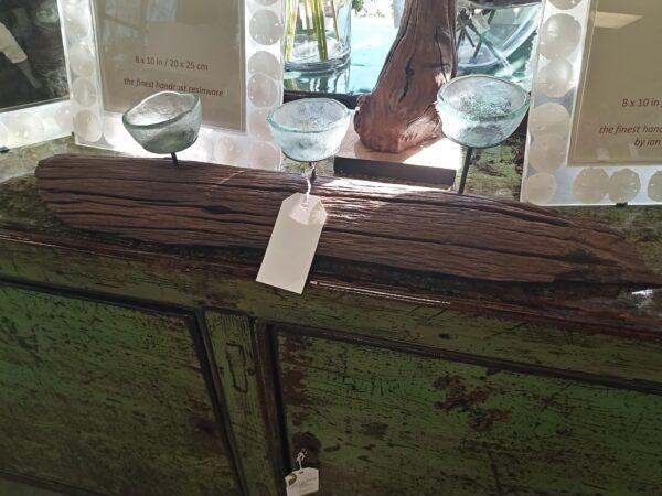 Driftwood Votive Tea Light Holder