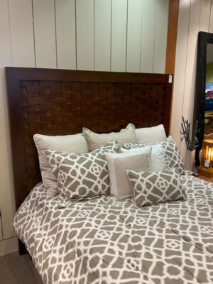 Panel Block Bed
